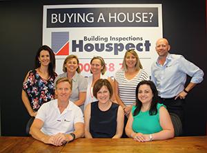 Houspect NSW Team Photo