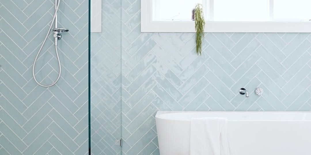 Delicieux Painting Bathroom Tiles