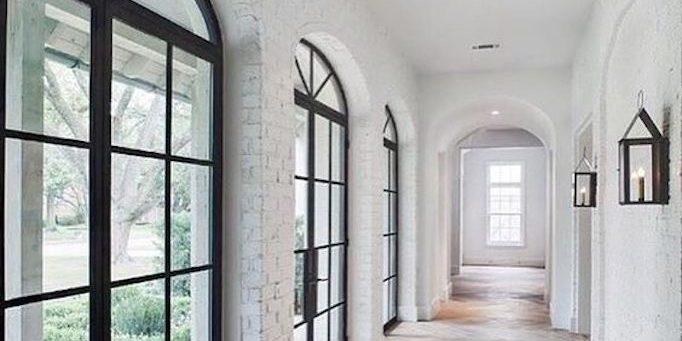 Painting Aluminium Window Frames - DIY - Houspect