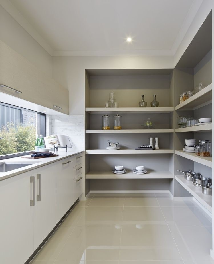 kitchen shelving ideas inspirational plan for natural | Butler's Pantry or Open Plan Kitchen - Inspections - Houspect