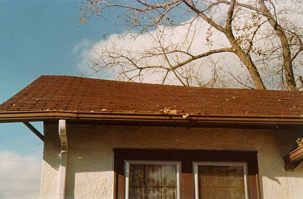What Is A Sagging Roof Houspect Building Inspections