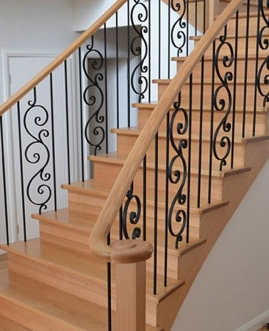 stair rail installation for home | Stair Hand Rails – When are They Required in WA Homes ...