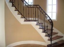 stair hand rails