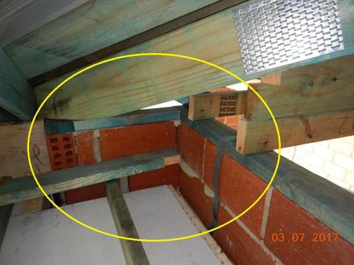 New Home Staged Construction Inspections In Wa Roof