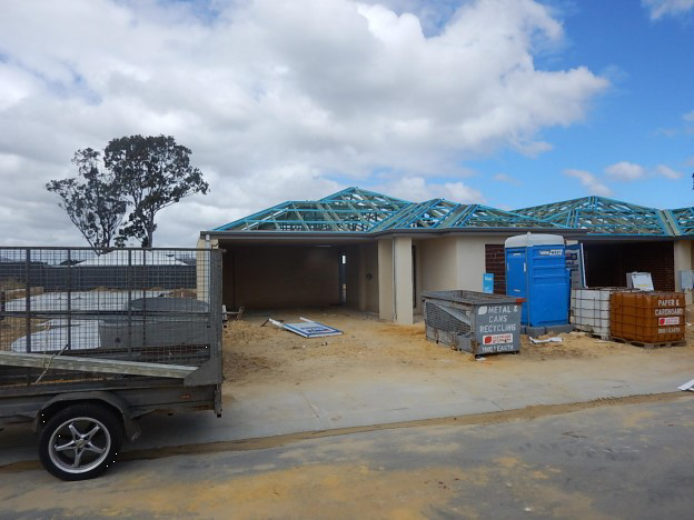 New home staged construction inspections in wa roof for New home building inspections