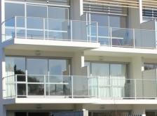 Tiled balconies