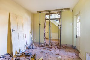 Removing Internal Wall